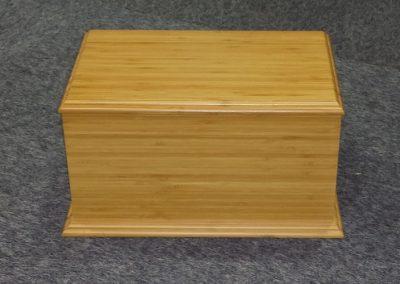 Bamboe kistje  € 90,00