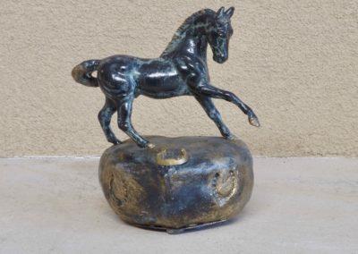 1541-Paard op hart.